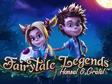 Fairytale Legends: Hansel & Gretel - спины в Гаминаторслотс